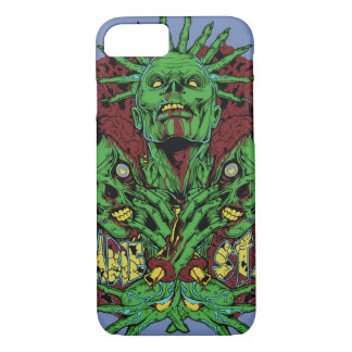 Zombie Diety Glossy Phone Case