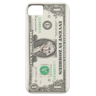 Zombie Dollar Phone Case iPhone 5 Covers
