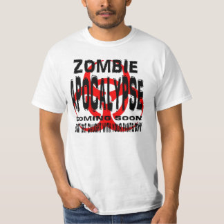 Zombie. Don't get caught with your pants down Shirt