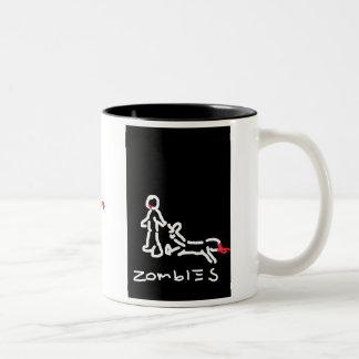 Zombie Drag Coffee Mug