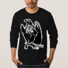 Zombie Eagle Long Sleeve T-Shirt