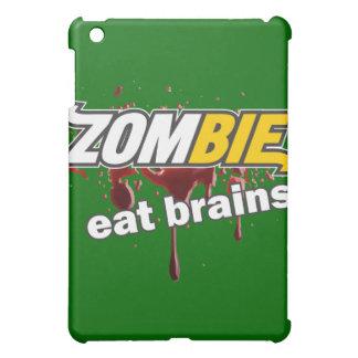 Zombie! Eat brains! iPad Mini Cover