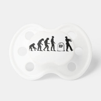 ZOMBIE EVOLUTION PACIFIER