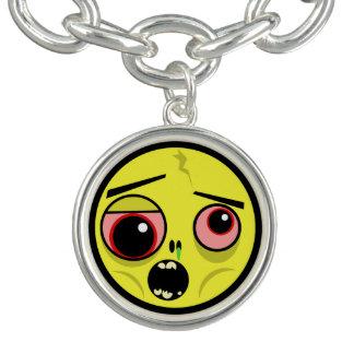Zombie Face Bracelet