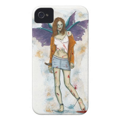 Zombie Faery Case-Mate iPhone 4 Cases