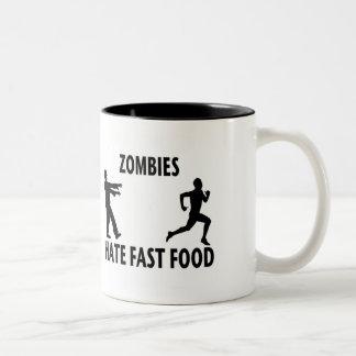 Zombie Fast Food Mug