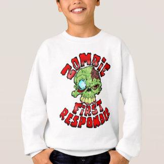 Zombie First Responder Sweatshirt