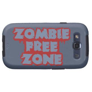 Zombie Free Zone custom Samsung case