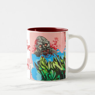 Zombie Fresh! Coffee Mug (1)