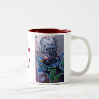 Zombie Fresh! Coffee Mug (2)