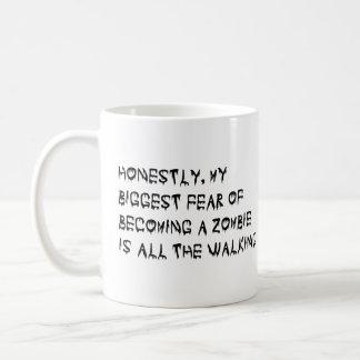 Zombie Funny Mug