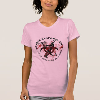 Zombie Gift Outbreak Response Team T-Shirt