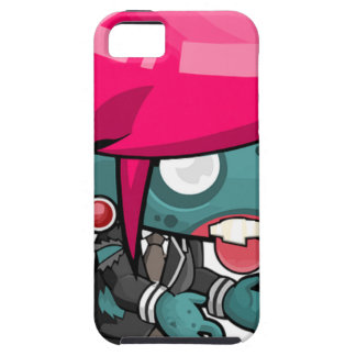 Zombie Girl Cartoon iPhone 5 Covers
