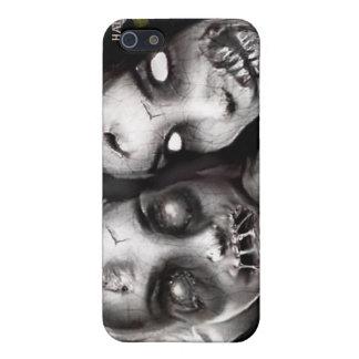 zombie girls iPhone 5 cases