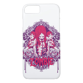 Zombie Glossy Phone Case