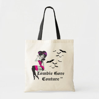 Zombie Gore Couture Bat Bag