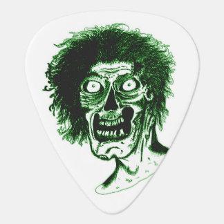 ZOMBIE- Green Guitar Pick