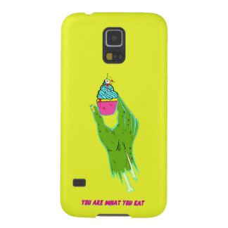 Zombie Hand - You Are What You Eat Galaxy S5 Case