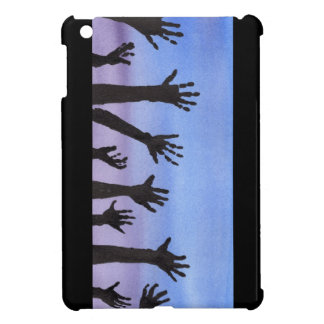Zombie Hands at Dusk Case For The iPad Mini