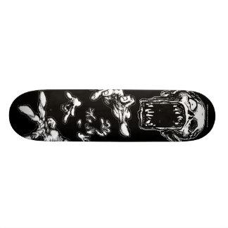 Zombie Hands Skateboard