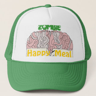 Zombie Happy Meal Hat