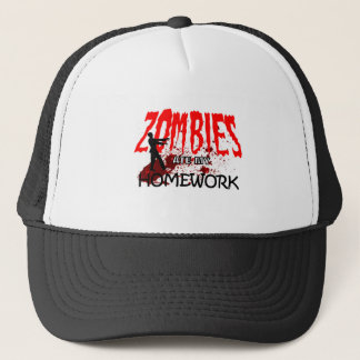 Zombie Hat  Zombies Ate My Homework