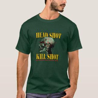 Zombie Headshot - Killshot T-Shirt