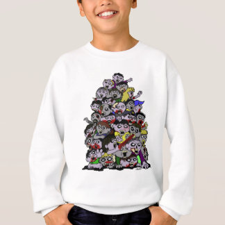 Zombie Horde Sweatshirt