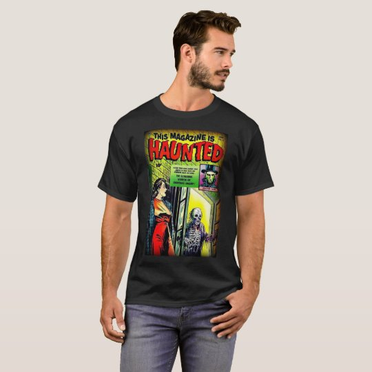 Zombie Horror Comic Book Classic Art T-Shirt