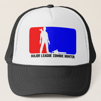 zombie hunter 2 trucker hat