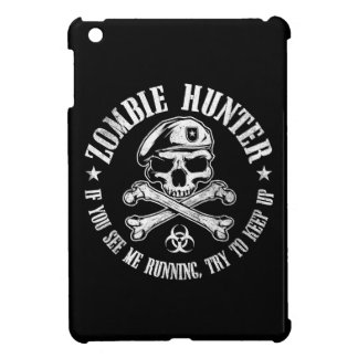 zombie hunter iPad mini case