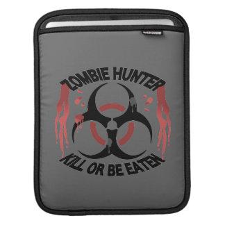 Zombie Hunter iPad Sleeve