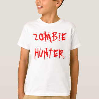 Zombie Hunter (kids) T-Shirt