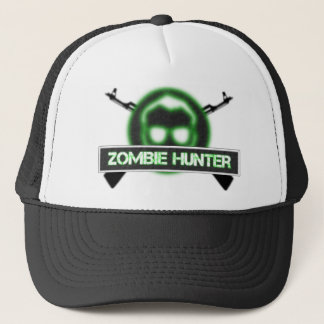 Zombie Hunter Logo Hat
