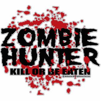 Zombie Hunter Photo Cutout