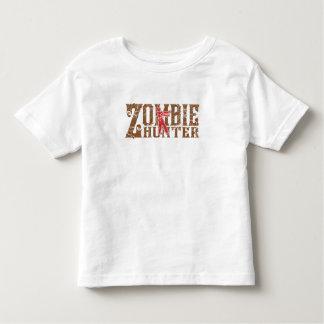 Zombie Hunter Walking Dead Toddler Shirt