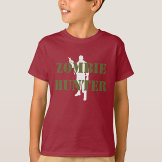 ZOMBIE HUNTER ZOMBIE FIGHTER T-Shirt