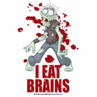 Zombie: I Eat Brains Photo Sculpture