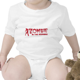 Zombie in the Morning! Tshirt