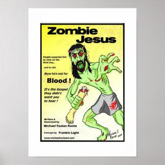 Zombie Jesus Poster