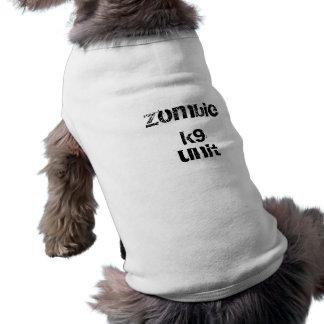 zombie k9 unit Pet Clothing