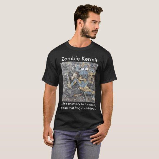 Zombie Kermit T-Shirt