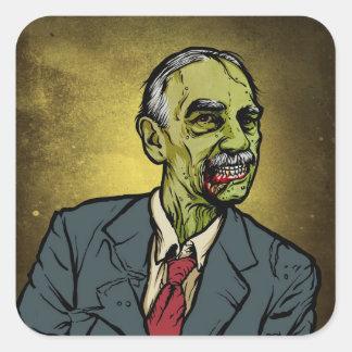 Zombie Keynes Sticker