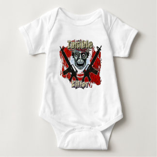 Zombie Killer 4 Baby Bodysuit