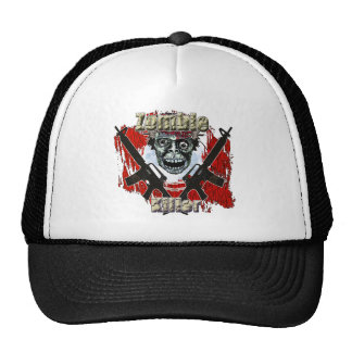 Zombie Killer 4 Trucker Hat