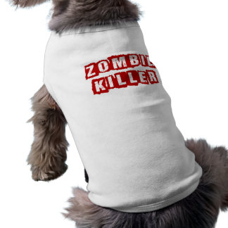 Zombie Killer - Dog T-shirt