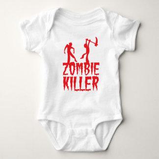 Zombie KILLER! Halloween costume Baby Bodysuit