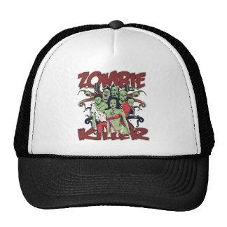 Zombie Killer Trucker Hats