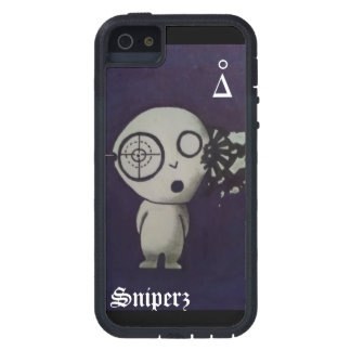 zombie Killerz ghost squad sniperz Case For The iPhone 5