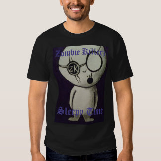 Zombie Killerz™ Sleepy timz t shirt ghost squad